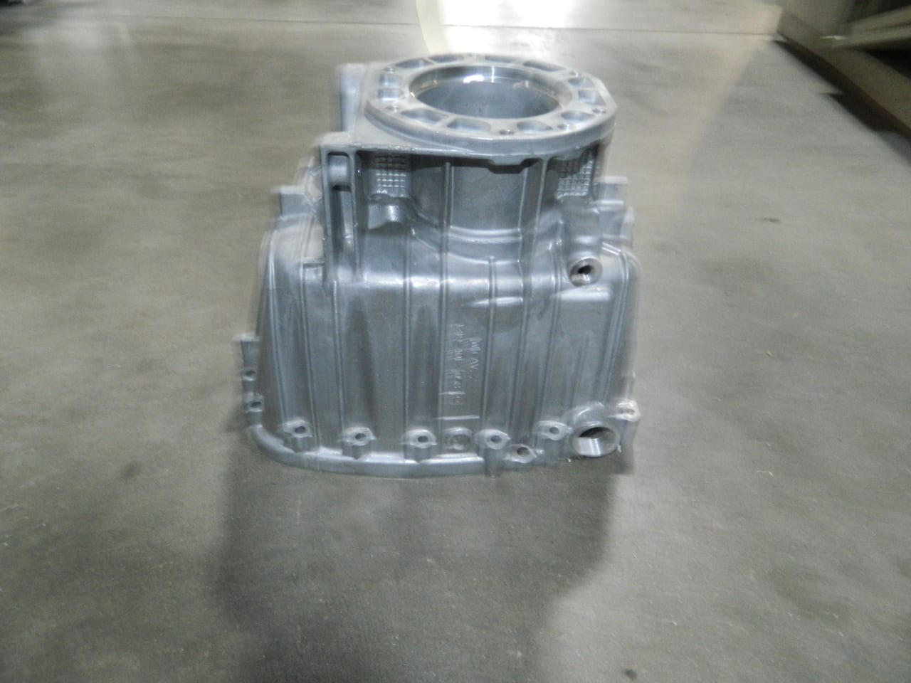 1319301058 ZF 6 Speed Transmission 4X4 Tailhousing Ford 6.0 & some 7.3 S6-750