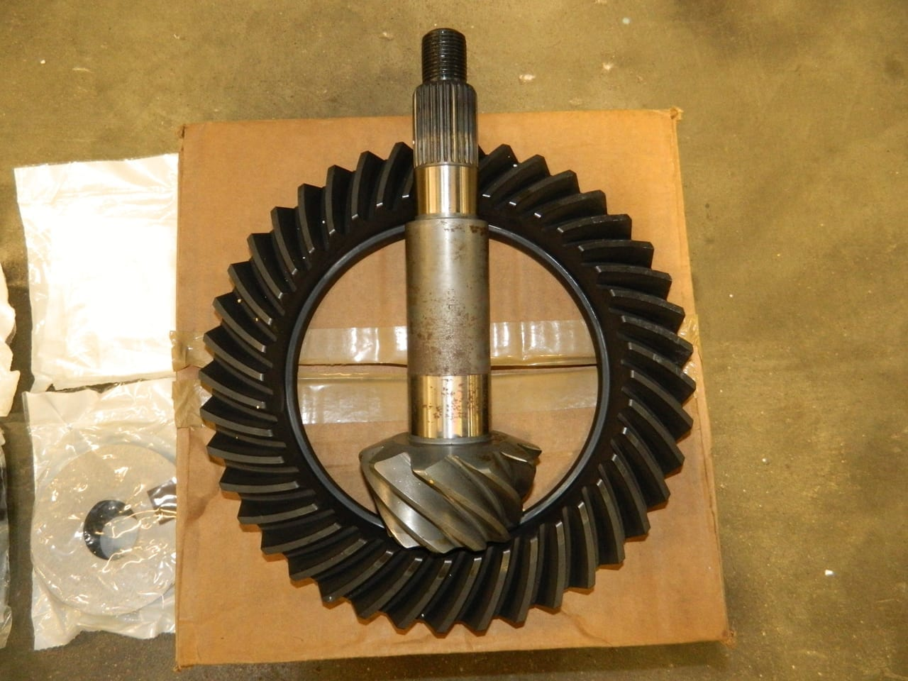 Dana 60 4:10 Ring Gear & Pinion Set GM Chevy Dodge Ford