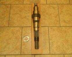 NV4500 Dodge Diesel 4X4 Updated Mainshaft w/drop washer 5 Speed Transmission