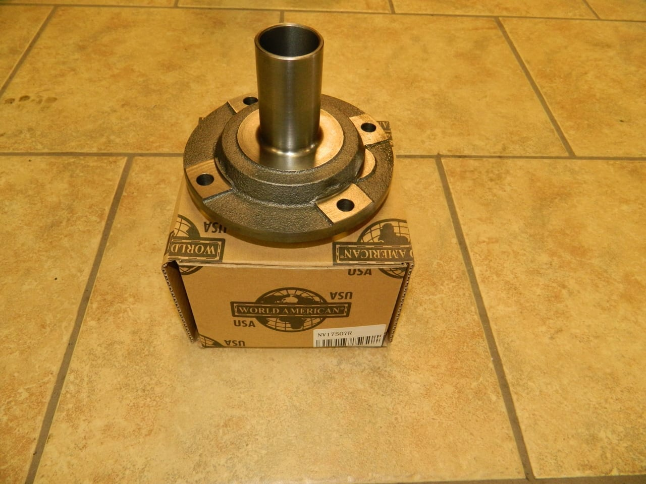 NV4500 Chevy GM Front Bearing Retainer Early with Snout