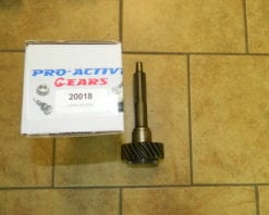 NV4500 Chevy GM Input Shaft 22 Tooth 5:61 Ratio