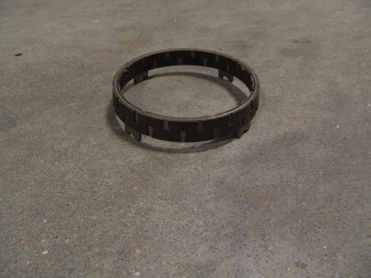 261 & 263 GM transfer case middle synchronizer ring fiber lined.