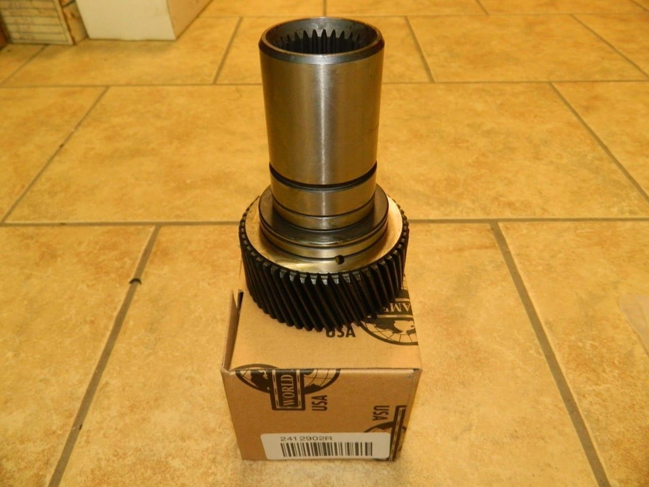 29 Spline Input Shaft 241DHD/241DLD Transfer Case Dodge 241 Wide Bearing